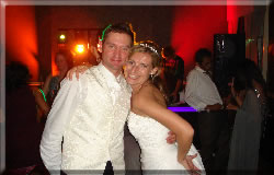 Disco Hire in Surrey - Wedding
