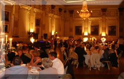 Corporate Dinner Dance at One Great George Street, Westminster Square, London