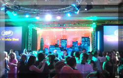 Corporate Event Disco Hire