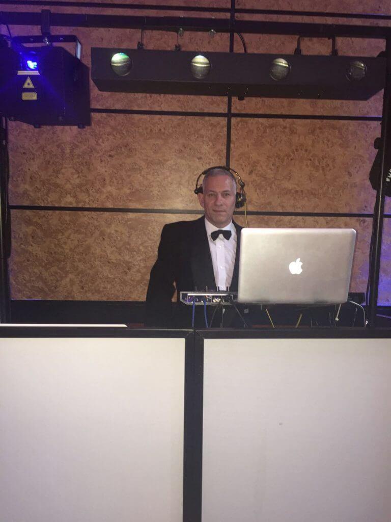 Platinum DJs provides all-round DJ Terry.