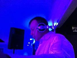 Club Ten Resident DJ - Murdoch Wilson