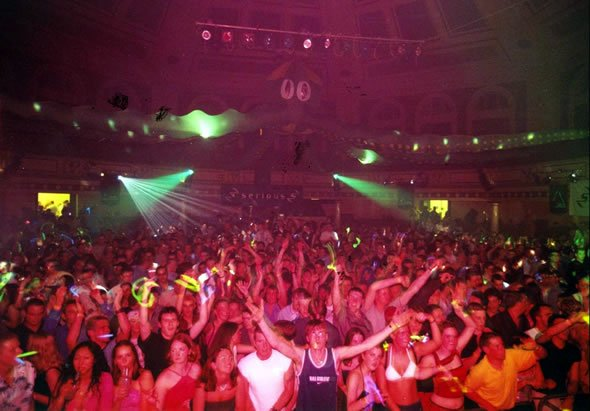 Ibiza Club DJs - DJ Lucci