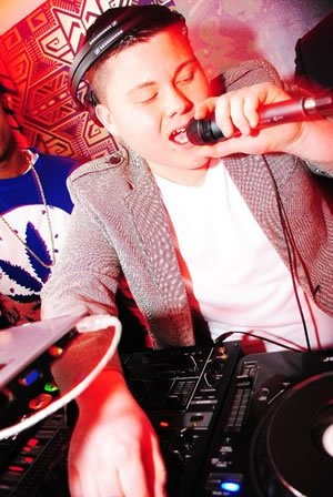 DJ Charlie Amestoy - Perfect DJ for Birthday Party Events in and around London