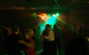 DJ Michael Davis Performs at an Engagement Party in Dartford