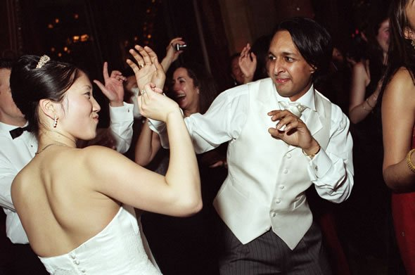 London Wedding DJ and Disco Hire for Asian Weddings