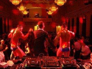 Civil Partnership DJ Hire and Disco Hire in London