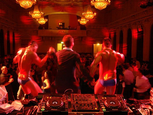 Civil Partnership DJ Hire and Disco Hire in London