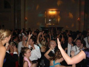 Corporate DJ and Christmas Party DJ and Disco Hire for Sainsburys in London