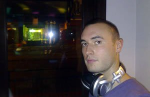 DJ Kit Leonard - Available to hire for Wedding Disco, Corporate Event, Christmas Party and Birthday Party Entertainment