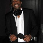 Corporate Event London DJ Wayne Smooth in Black Tie.