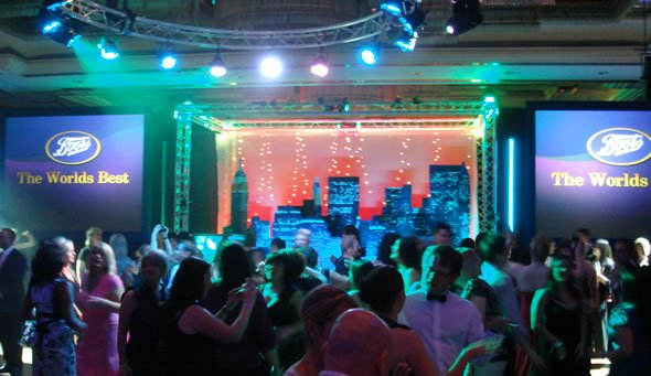 DJ Hire London and Disco Hire for Corporate Event