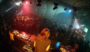 Corporate DJ and Disco Hire for Corporate Product Launch - McLaren Formula 1