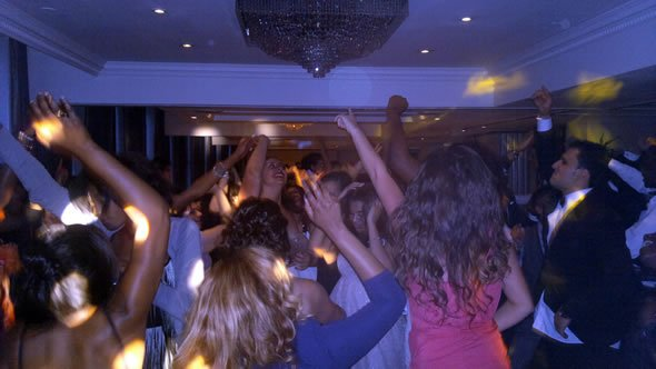 School Prom Disco in London with DJ Wayne Smooth
