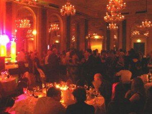 London Wedding DJ and Disco Hire at The Cafe Royal