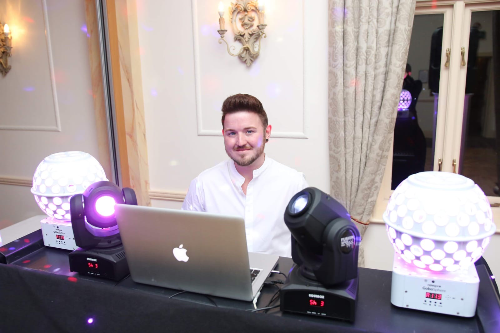 DJ Matthew is a wedding DJ from Kent