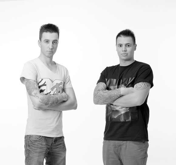 Twin Ink, Dutch DJ Duo for Platinum DJs