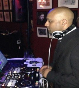 In London for a Wedding Reception in July with DJ Sunil