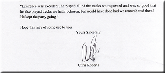 Chris Roberts 80719w