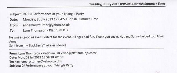 DJ Disco Review - Street Party London - DJ Michael Davis