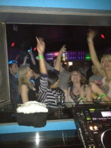 Dance floor photo at Ministry of Sound London with DJ Jason Dupuy