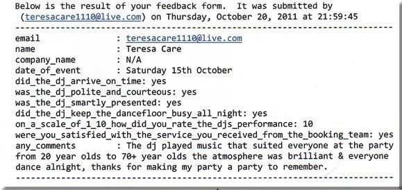 DJ Michael Davis, 50th Birthday Party, Goals, Bexleyheath, Kent, 111015
