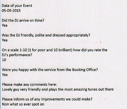 18th Birthday Party with DJ Wayne Smooth