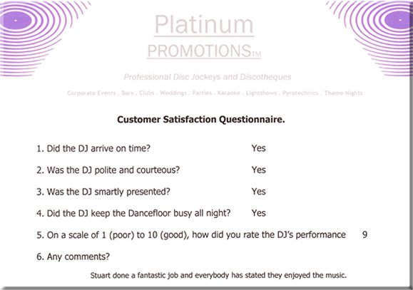 wedding_reception_mr_kroft_dj_stuart_mcmahon_questionnaire
