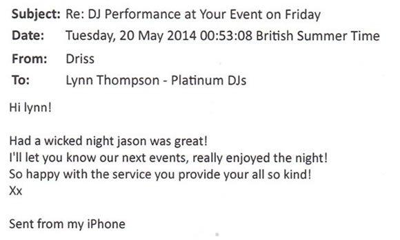 Club DJ Hire London - DJ Jason Dupuy - Platinum DJs at RS Lounge for King of Clubs