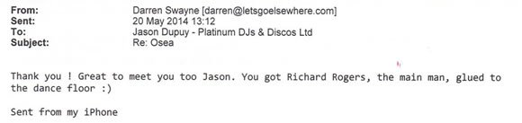 DJ Disco Hire Essex - DJ Jason Dupuy - Global DJ Event