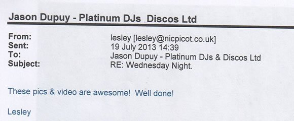 DJ Jason Dupuy - Global DJ Event