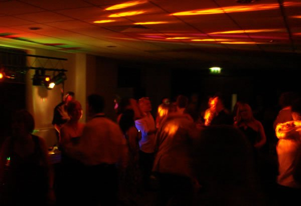 DJ Ray Burns Birthday Party Disco Kent