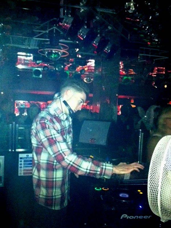Oceana Club DJ Matt McNerney
