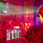 Testimonial DJ Jason Dupuy in London performing at a club. Creating a fantastic atmosphere playing House music.