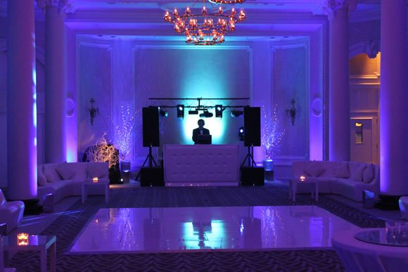 Wedding DJ London and Disco Hire London - Waldorf - Jason Dupuy