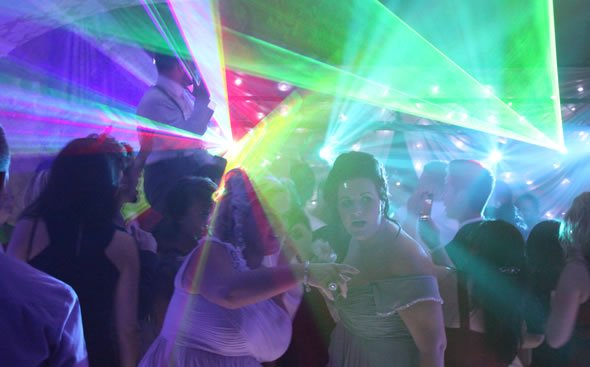 Win a fantastic DJ and Disco Package fore your Wedding or Party