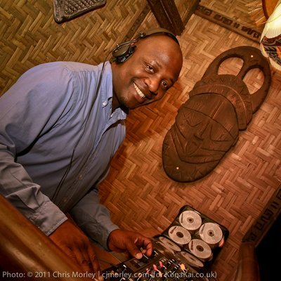African Corporate Party DJ and Disco Hire London - Akin Oyefeso