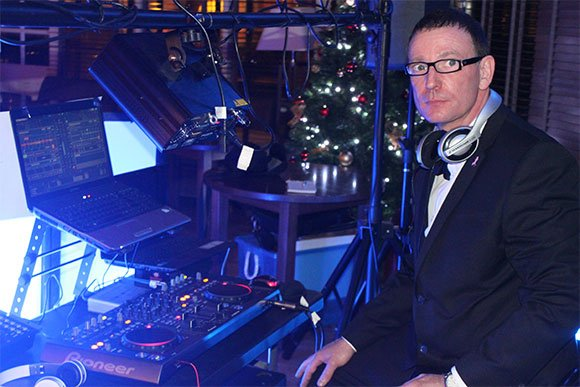 Christmas Party DJ in Kent - DJ Paul Kennedy