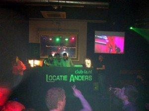 At Club LA in Zaandijk the Netherlands with Dutch DJ Duo Twin Ink