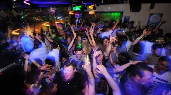 Dj Danny B for Platinum DJs, Club DJ Hire London