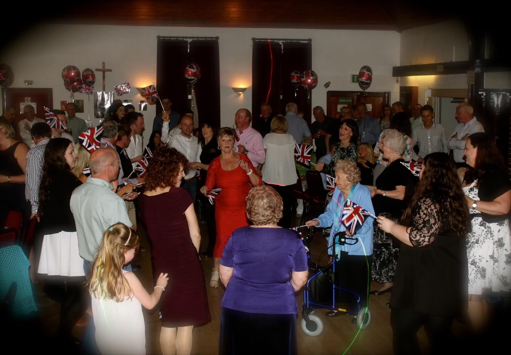 Party for 90th Birthday Old Bexley