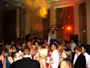 Dancing at a Wedding in London, DJ Hire and Disco Hire