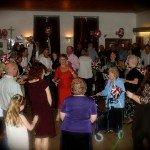 90th Birthday Party in Kent with DJ Jason Dupuy.