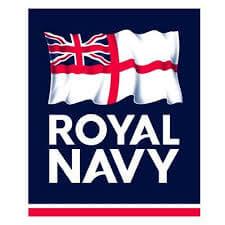 Logo Royal Navy - Testimonial for Platinum DJs
