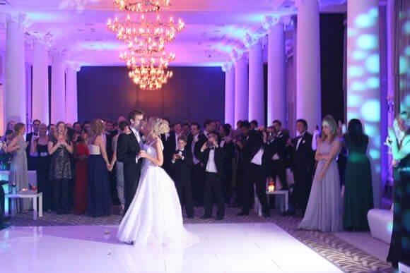 DJ Jason Dupuy Platinum DJs & Discos Wedding