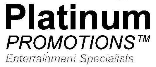 Platinum Promotions Christmas DJ Specialist