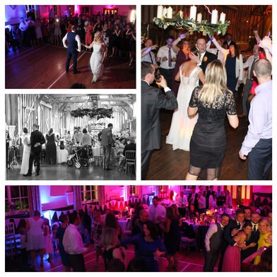 Platinum DJs have been the Experienced Wedding DJ supplier for over 14 years.