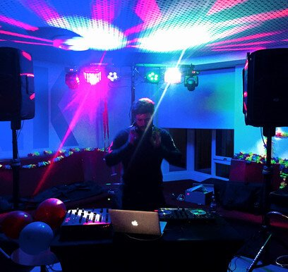 DJ Profile for DJ Karl F performing for Platinum DJs