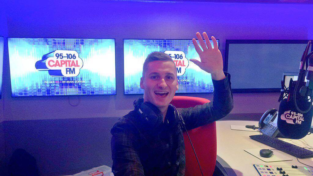 Capital FM DJ Dave Goodings is now available for Weddings and Parties