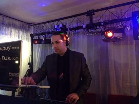 Performing for a Family Event with DJ Tayfun Mehmet