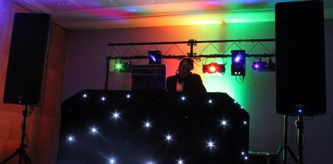 DJ Jason Dupuy is the DJ in Dartford for a 18th Birthday Party.